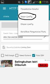 config axis hits http injektor panduan cara menggunakan http injector untuk internet gratis di