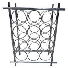 midcentury lucite wine rack for sale at 1stdibs