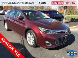 certified used toyota avalon certified used 2014 toyota avalon xls 4d sedan near indianapolis