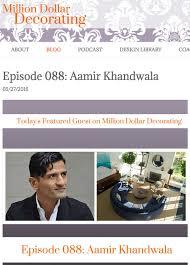 million dollar decorating million dollar decorating aamir khandwala interior design