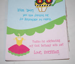 baby face design trucks and tutus birthday party invitations