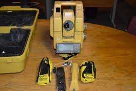 topcon gpt 8003a robotic surveying equipment