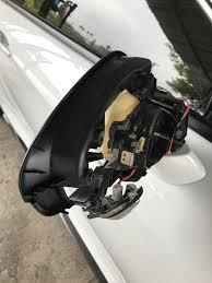 lexus gx470 driver side mirror side mirror cover removal clublexus lexus forum discussion