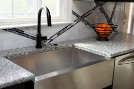 Kitchen Sink Faucet Home Depot Kitchen Convenient Cleaning With Stainless Steel Farm Sink