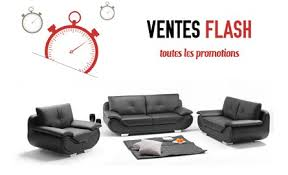 vente flash canapé