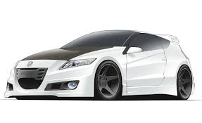mugen building one off higher performance honda cr z car and