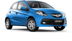 honda brio small car for best automatic cars under inr 10 lakh