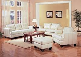 Leather Sofas Sets Leather Sofa Set 4 In Leather Coaster