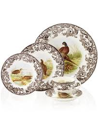 spode dinnerware woodland bird collection dinnerware dining