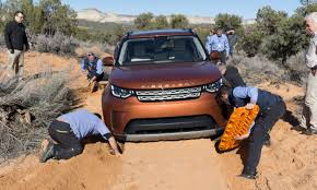 land rover lr3 off road 2017 land rover discovery first drive review autonxt