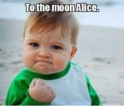 Alice Meme - meme maker to the moon alice