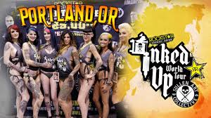 tattoo convention coverage rockstar energy miss inked up