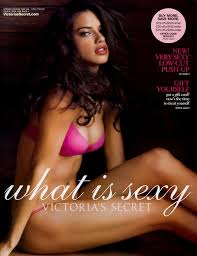 Catalog Covers by Catalog Covers 2008 Adriana Lima Fan