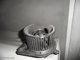 fallo ventilador calefacción habitaculo