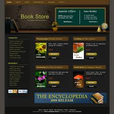 html5 templates for books template 086 book store