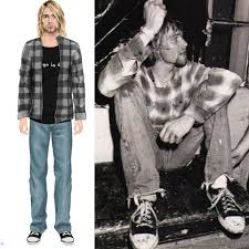 kurt cobain clothes images reverse search