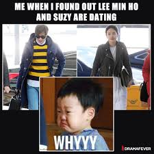 Lee Min Ho Memes - the 5 stages every fangirl went through when she found out lee min