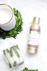 thymes frasier fir holidays at home with thymes let it be beautiful