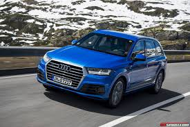 Audi Q7 Blue - audi confirms q1 q8 and electric suv in the works gtspirit