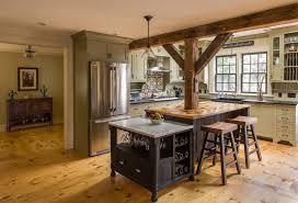 green kitchen islands hancock green kitchen farmhouse with rustic wood floor traditional