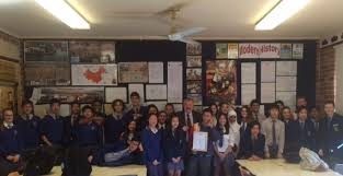 high school class history agricultural high school year 10 history august 2016