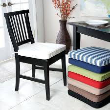kitchen chair cushions with ties large size of red seat pads