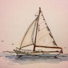 25 trending sailboat drawing ideas on pinterest simple doodles