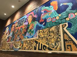 university of oregon unveils mural for hispanic heritage month kval a new mural was unveiled at the u of o emu building in celebration of hispanic