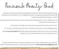 cover letter beauty therapist resume sample beauty therapist