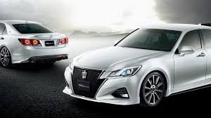 lexus vs toyota crown toyota spices up crown facelift with trd goodies