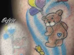 teddy bears inside balloons 25 sweet teddy tattoos slodive
