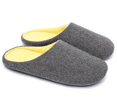 amazon com ofoot men s women s washable memory foam slip on amazon com ofoot men s women s washable memory foam slip on slippers flatform slipper for indoor use slippers