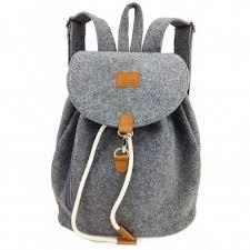 designer rucksack damen venetto hersteller großhandel rucksack aus filz für damen und herren
