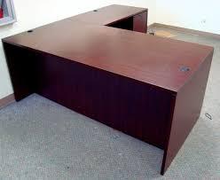 large l desk large computer desk for 3 monitors home design ideas