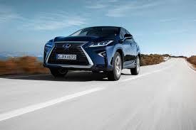 comprar coche lexus en valencia la cuarta generación del lexus rx empieza su comercialización en