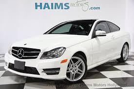used mercedes coupe 2014 used mercedes c class 2dr coupe c250 rwd at haims motors