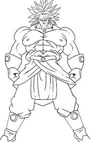 ball z coloring pages goku