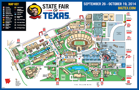 state fair map state fair of the detail newspaper