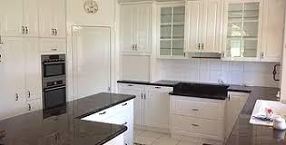 Kitchen Makeover Brisbane - refaceit kitchens kitchen makeovers kitchen refacing