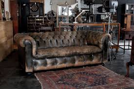Horsehair Sofa Chesterfield Sofa Everything You Need To Know About The Famous