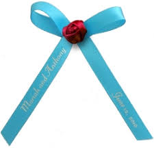 personalized satin ribbon 5 8 personalized satin ribbon 100 250 bows partyinnovations