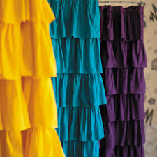 Turquoise Ruffle Curtains Shower Lovable Funny Shower Curtains Cheap Alluring Funny Shower