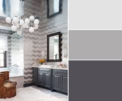 Silver And Gray Rock This Celebrity Bathroom Donco Designs - Silver bathroom