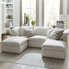 Chaise Lounge Sofa Cheap Sectional Sofa With Chaise Leather L Shaped Lounge 2 Pc Cachet