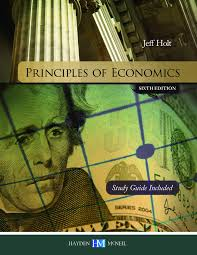 principles of economics jeff holt 9780738075259 amazon com books