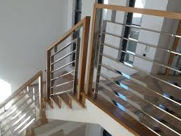 stainless steel home decor used stainless steel stair railing invisibleinkradio home decor in