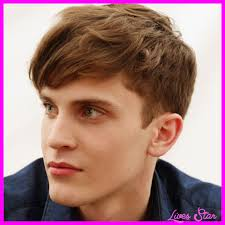 haircuts with longer sides and shorter back mens haircuts short sides and back long top livesstar com
