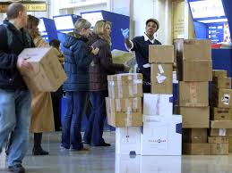 is usps open day after thanksgiving thousands accept postal service buyout deal cbs news