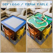 train table plans ikea hack train table crazy for d i y within ikea inspirations 10