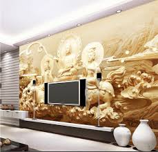 Living Room Wallpaper In Nigeria Online Buy Wholesale Buddha Wallpaper From China Buddha Wallpaper